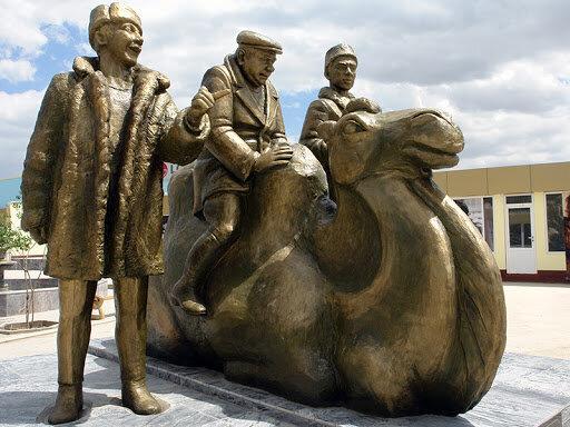 Тот самый памятник (фото из открытых источников)