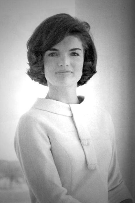 Жаклин Кеннеди. / Фото: www.pinimg.com