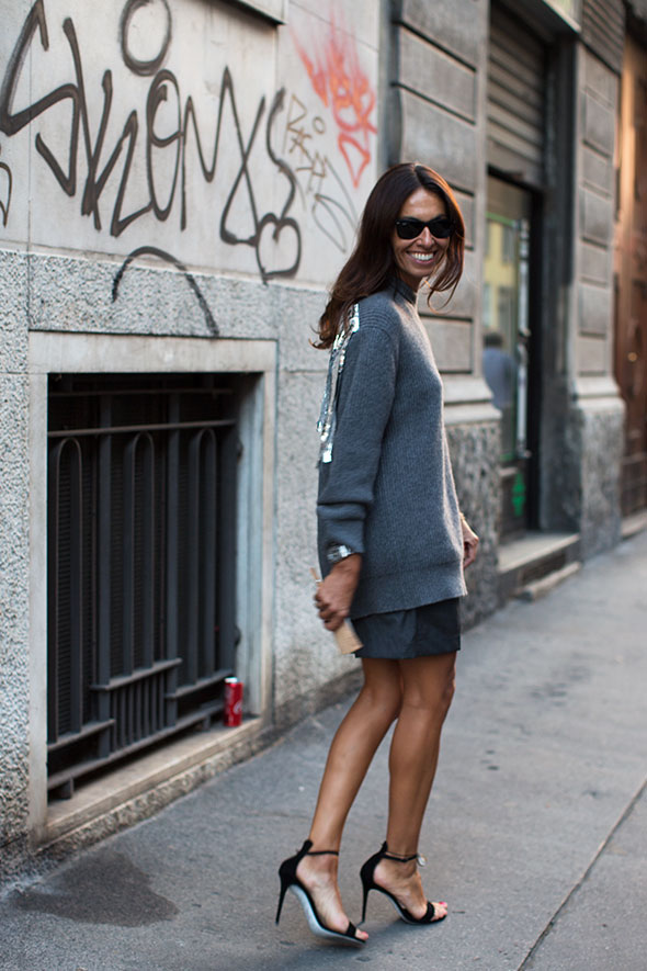 On the Street…Via Archimede, Milan