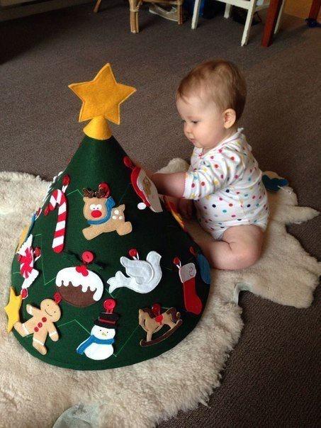 Идея подарка малышу