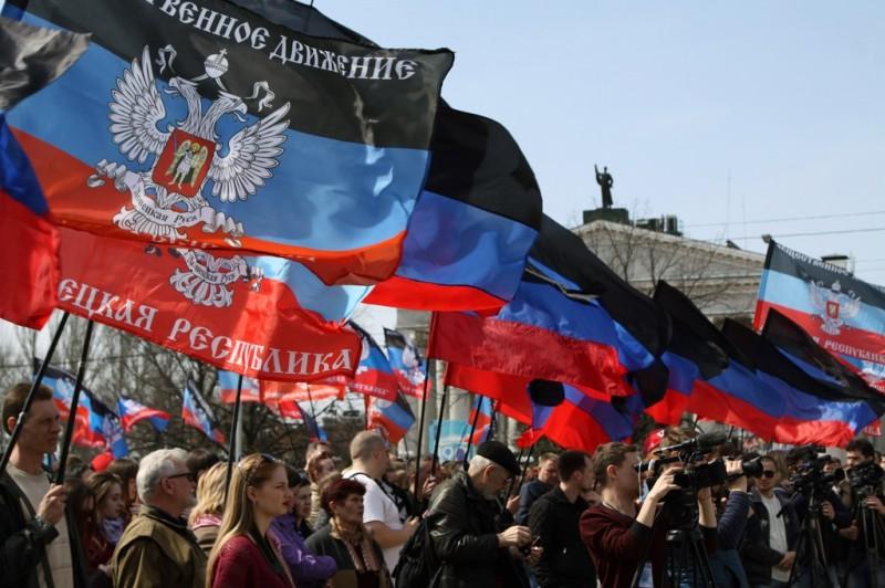 Восток Украины очистят от карателей