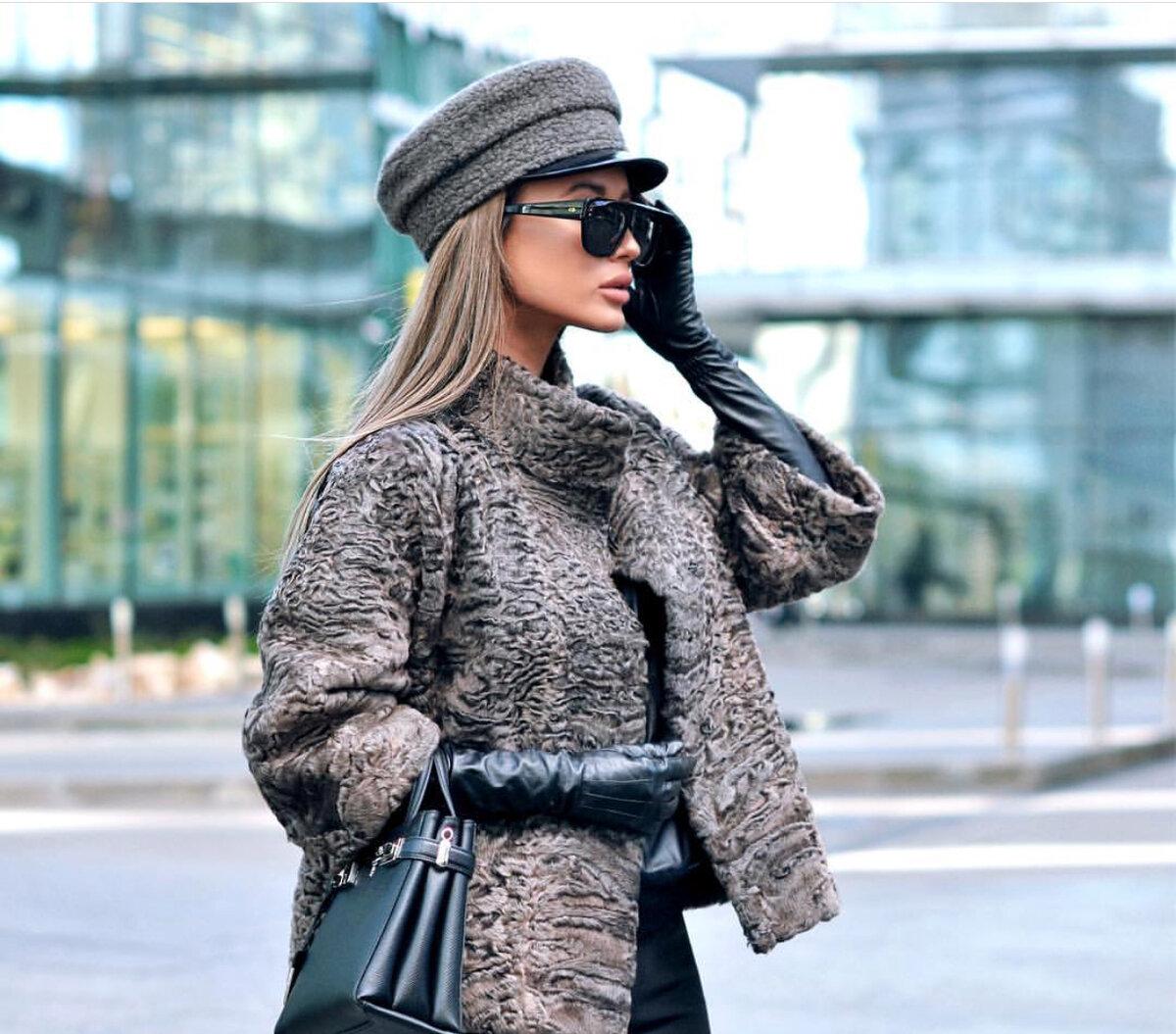 Как носить старую шубу по-новому? 3 необычных сочетания на зиму 2021