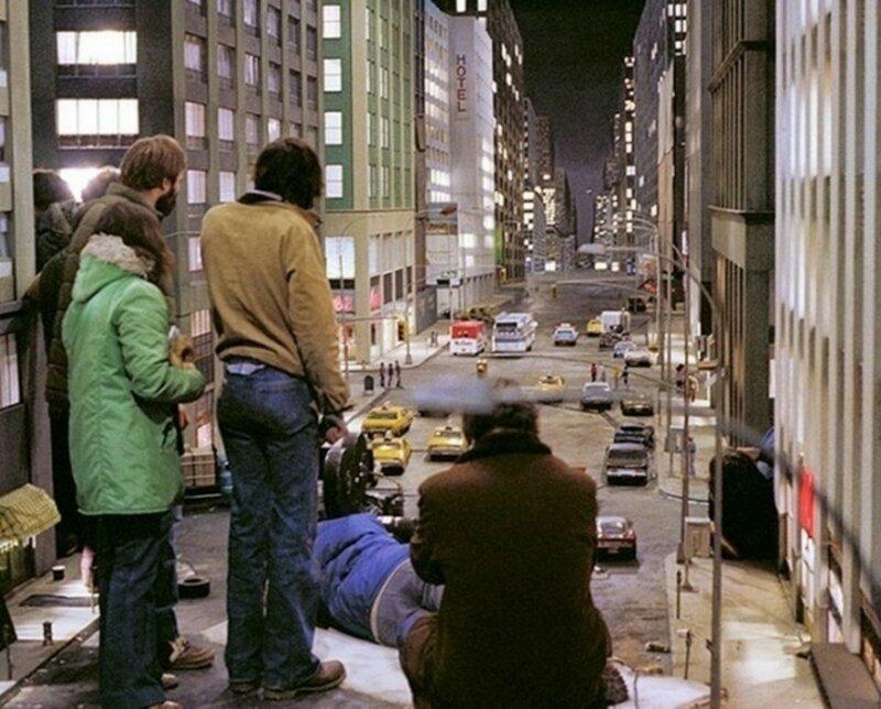 Супермен (1978) интересно, кино, киносъемки