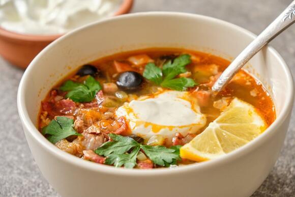 Осенние супы: 5 рецептов согревающего обеда