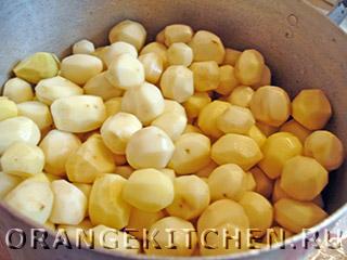 Картофельное пюре с кабачком: Фото 2