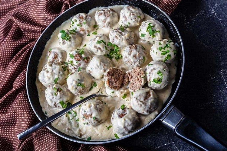 20 отличных рецептов тефтелей в сметанном соусе мясные блюда