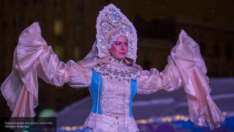 Собянин рассказал в своем Twitter об истории ледяных скульптур