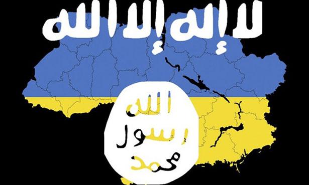 Сирийские террористы по-украински – это «отважные повстанцы»