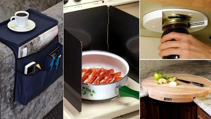 16 полезных устройств, которые усовершенствуют домашний быт.