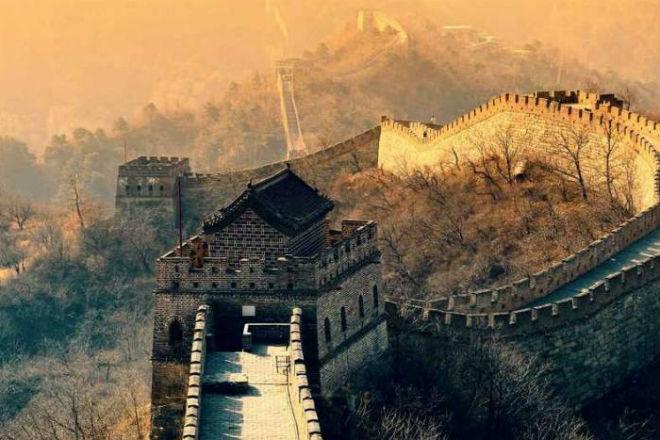 История создания китайской империи