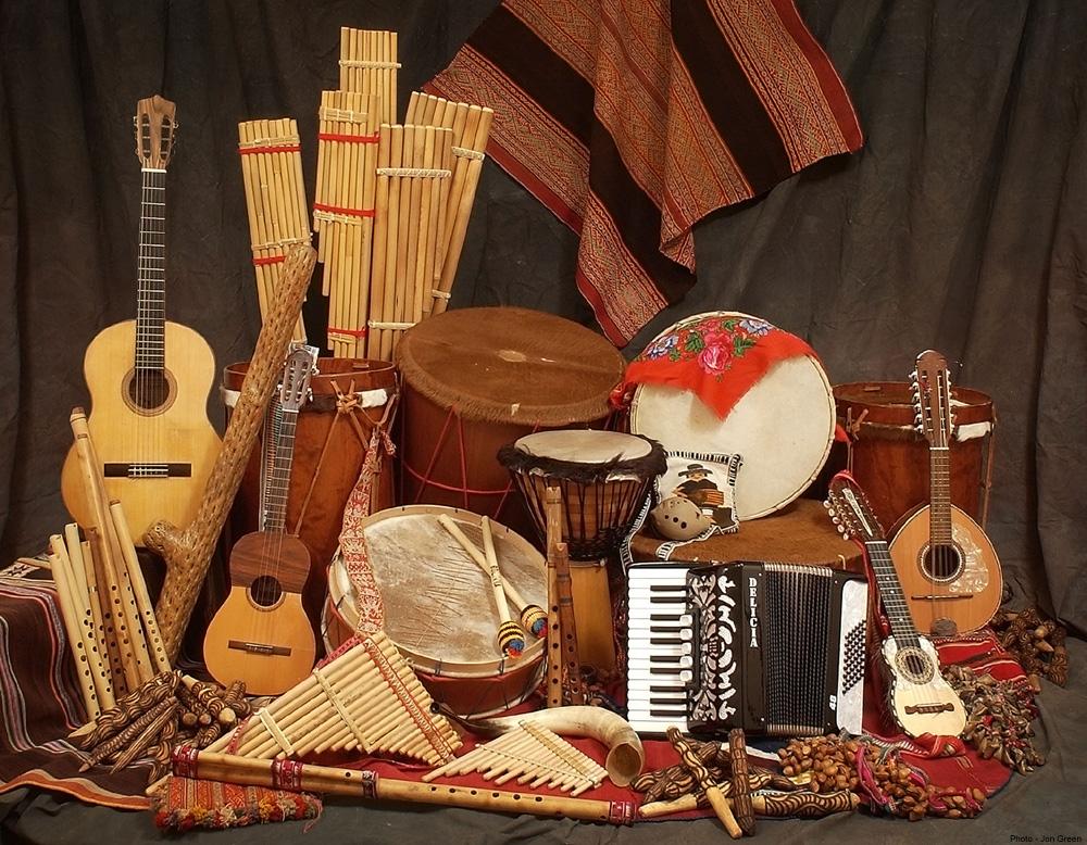 Фото музыкальных инструментов картинки
