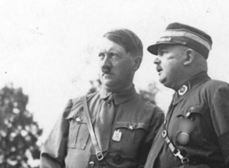 Ночь длинных ножей. Как Гитлер расправился со штурмовиками