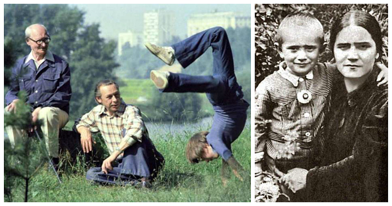 Семейные фото любимых с детства актеров