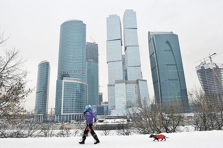В Москве прошедшая ночь стала самой холодной с начала весны