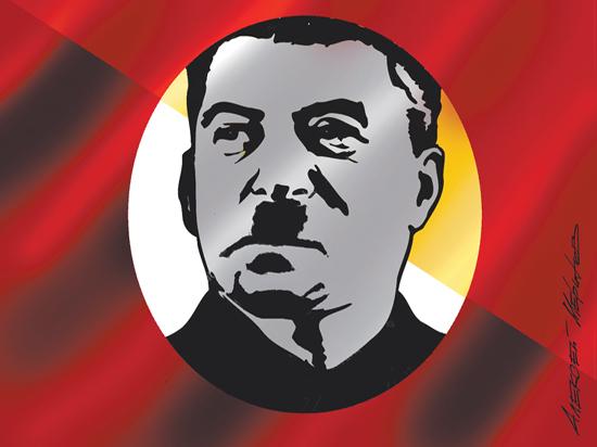Сталин и Гитлер: можно ли сравнивать людоеда с палачом