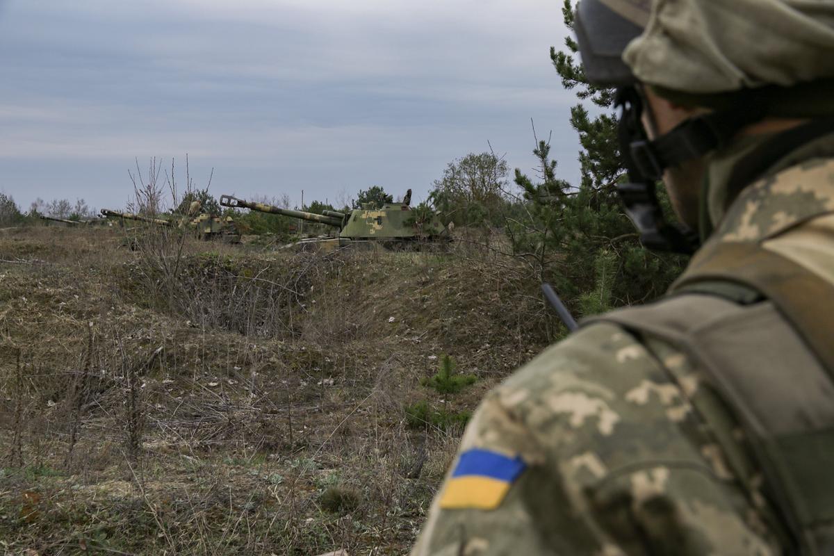 Мир установится сразу, как только Донбасс покинет нога последнего украинского оккупанта