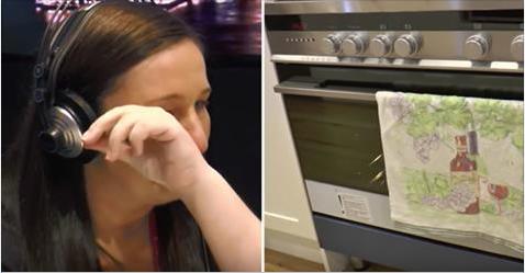 Жизнь рухнула: на 38 неделе беременности от неё ушёл муж. Но что находится в её духовке?