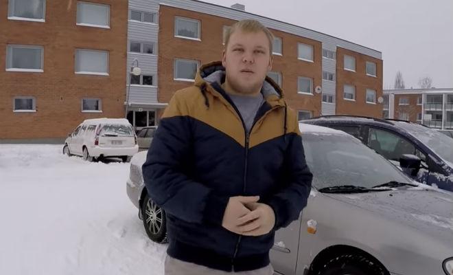 Как живут финские бедняки города,деньги,Пространство,путешествие,финляндия