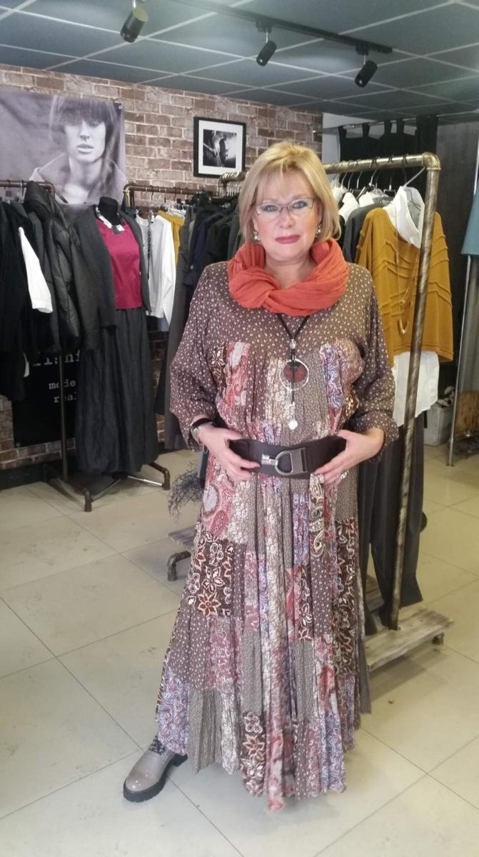 Стильная леди 50 лет, а не тётка неопределенного возраста