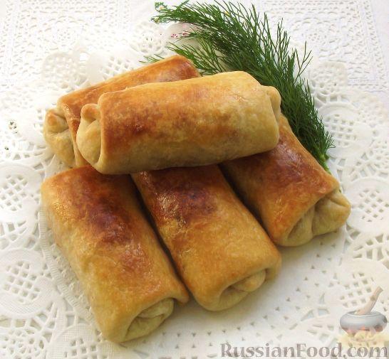 Вэрзэре - молдавские пирожки…