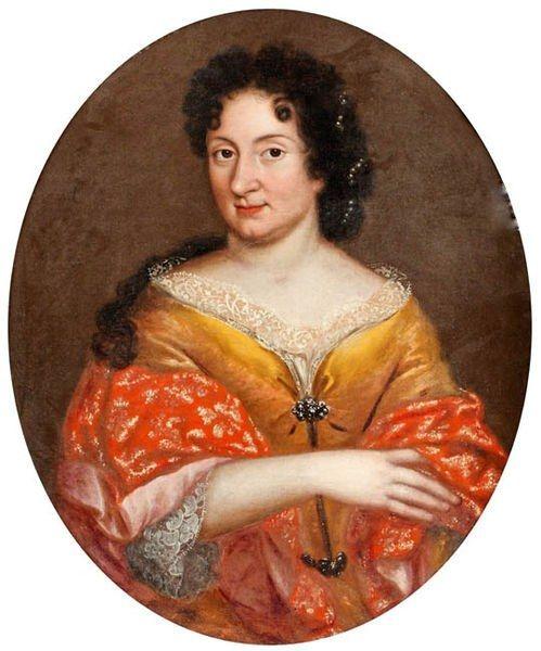 Кукуйская царица: Анна Монс …