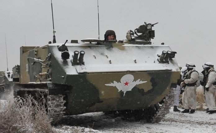 ВДВ получат новую машину управления огнём «Завет-Д»