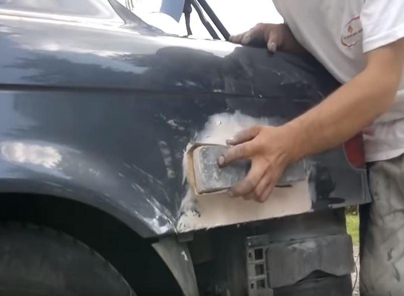 Ремонт дыр на авто без сварки Марки и модели,полезные советы,ремонт автомобилей