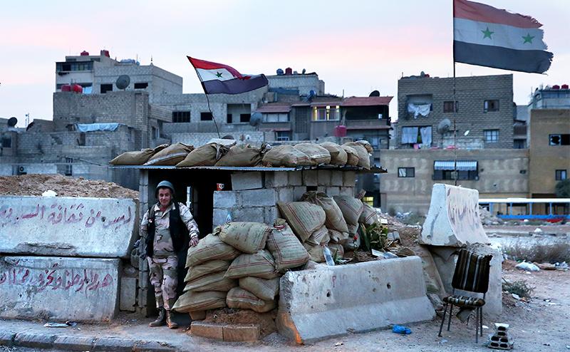Дамаск пошел на соглашение с США