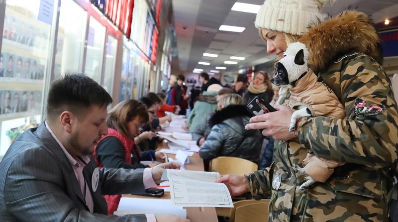 Наблюдатель из США в шоке от российских выборов