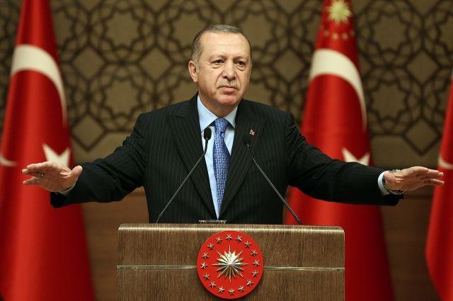 Президент Турции сообщил о взятии сирийского Африна