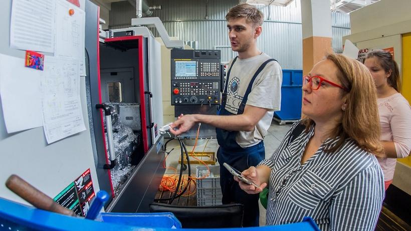 Москвичи смогут бесплатно посетить фабрики, заводы и музеи города  с 26 по 28 сентября