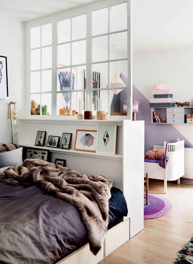 Лицом к лицу: как всей семье ужиться в одной комнате