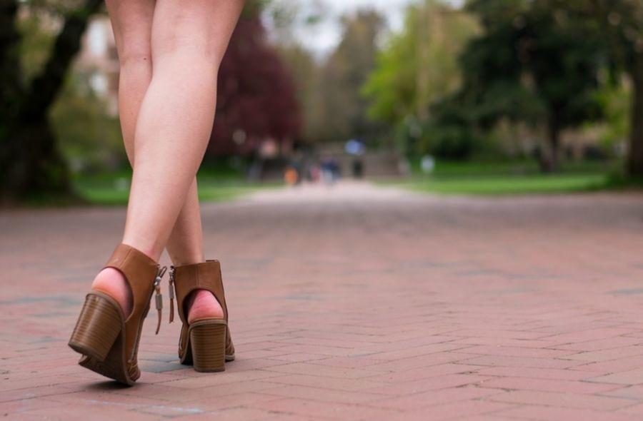модная обувь, модные туфли