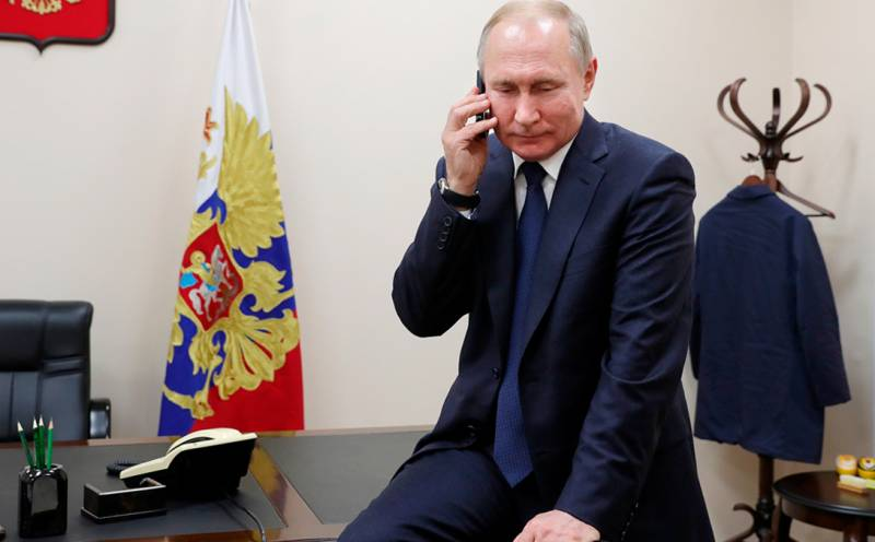 Публикация записи разговора Путина с Порошенко разозлила украинцев