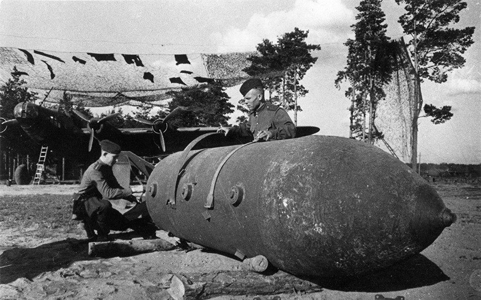Бомбили не по-детски: самые тяжелые боеприпасы за историю войн (ФОТО)