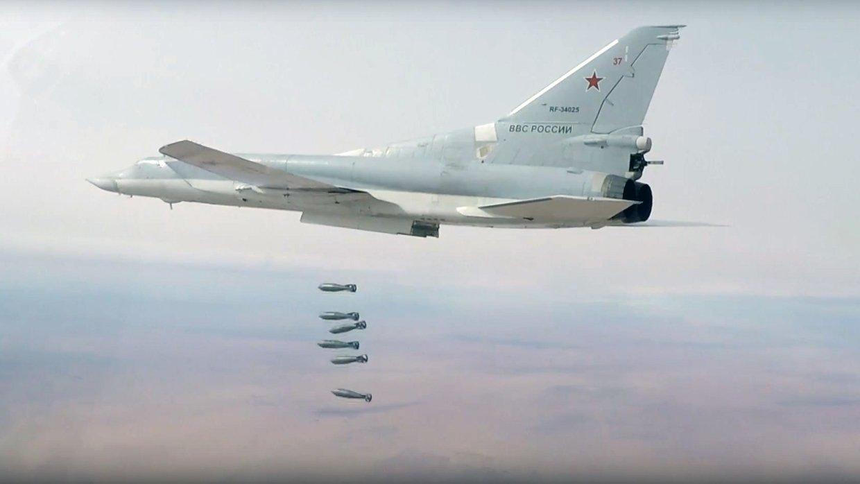 Сирия: ВКС РФ нанесли удары по боевикам «Джейш Аль-Изза» на севере Хамы