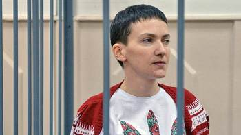 Комитет Верховной Рады согласился на арест Савченко