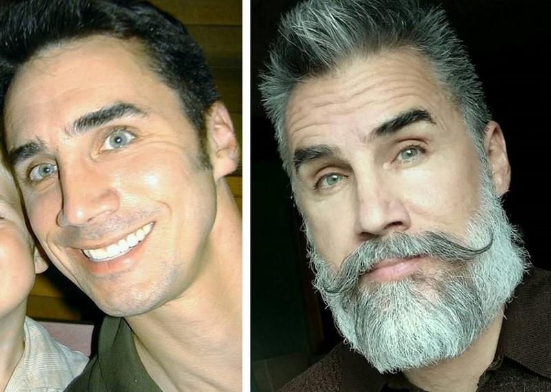 Борода меняет мужчин