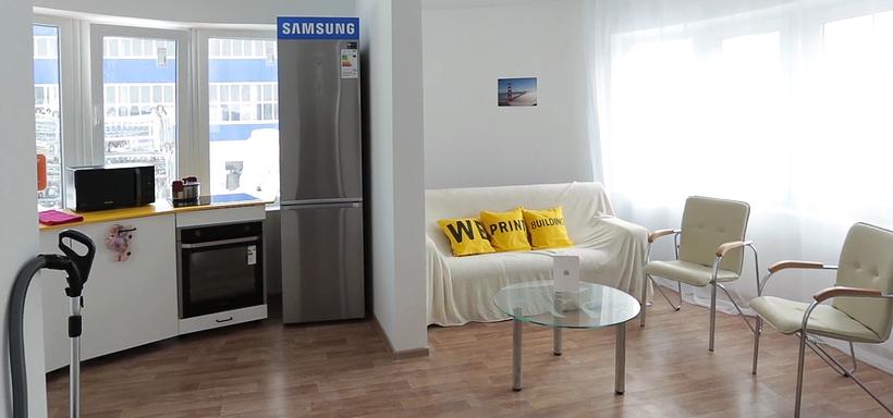 Американская компания распечатала на 3D-принтере дом в России всего за 24 часа!