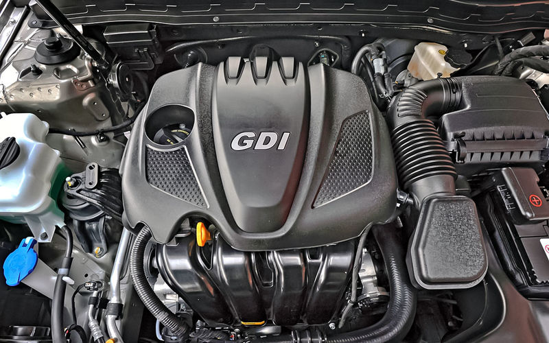 GDI — Gasoline Direct Injection