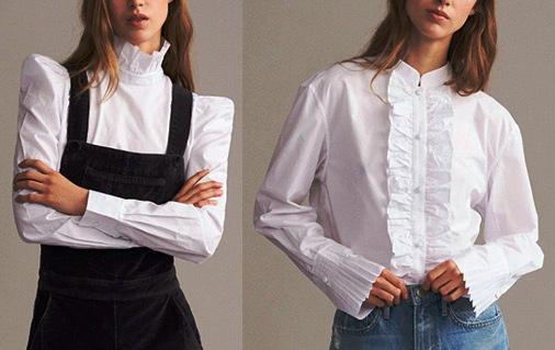 Белая блузка или белая рубашка – это одна из самых универсальных вещей в гардеробе каждой женщины