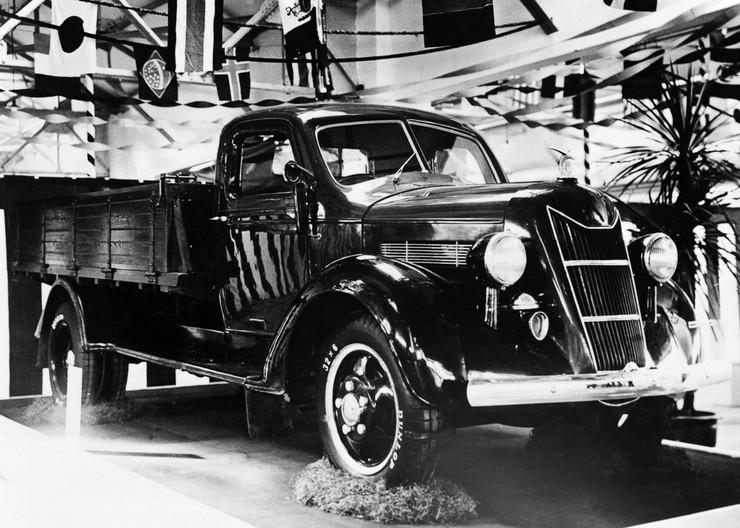 История Toyota: как вместо ткацких станков выпускать автомобили