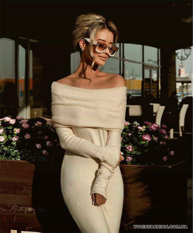 Модное преимущество: 5 элегантных платьев для выхода в свет