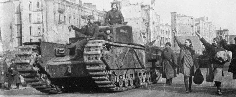 Британские танки: взгляд изнутри танки