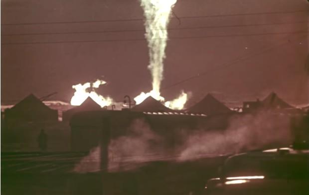 Как в СССР взорвали ядерную бомбу, чтобы потушить пожар, с которым боролись три года интересное,интересные факты,история,природа