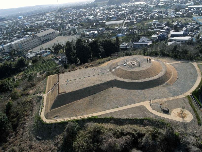 Кофуны императоров: самые закрытые места Японии, тайну которых не знает никто императорские кофуны