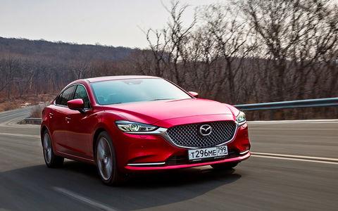 Новая Mazda 6: как она на самом деле едет