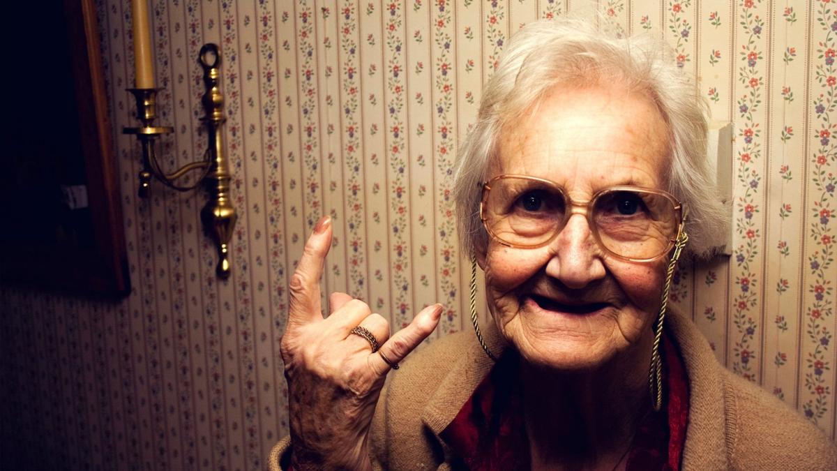 Рубрика «мне прислали»: я хохотал с этой бабушки