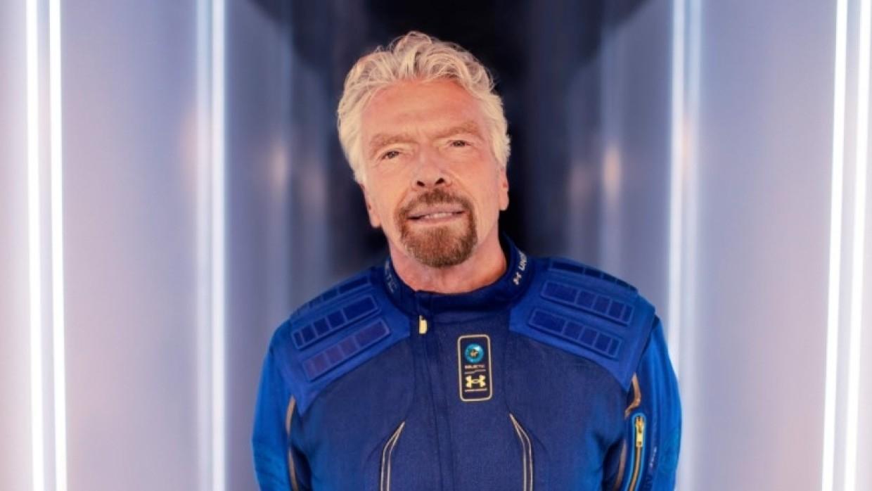 Ричард Брэнсон начал суборбитальный полет на корабле Unity Технологии