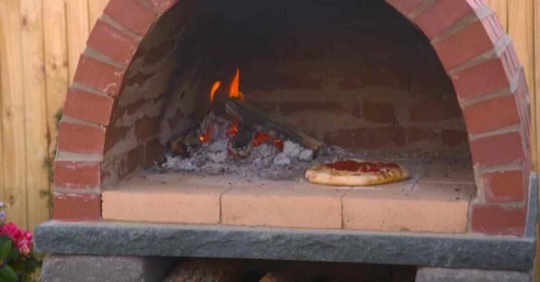 Как построить уличную кирпичную печь для пиццы сделать, можно, кирпича, обычного, построить, будет, часть, кирпичную, уличную, руками, задняя, своими, опорную, пиццы, укладывается, плиту, «слой», каменную, нравится, плитаНа